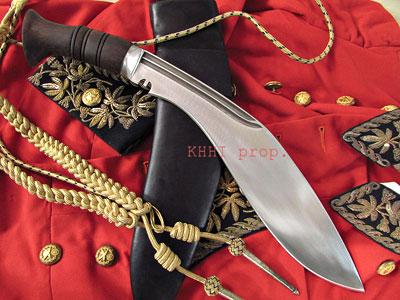 Gorkha King Prithvi Khukuri (Unified Nepal)