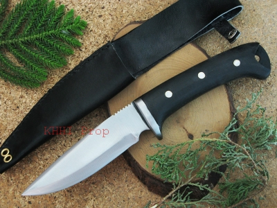 McCurdy Knife (Drop Point n Guard Handle)