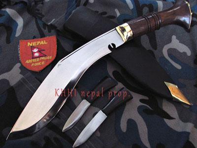 Nepal APF Service Khukuri (Paramilitary)