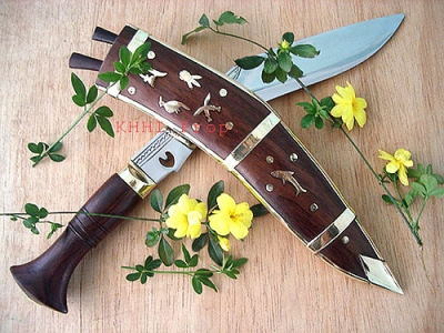Nepali Dhankute Wooden (Fancy Kukri)