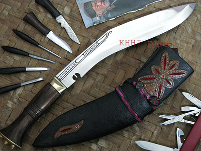Nepali Swiss Army Kukri (Multipurpose)