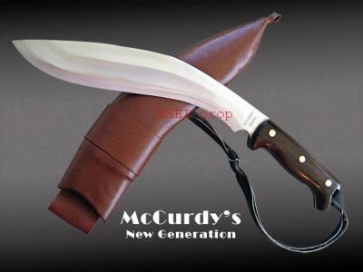 New Generation Kukri (McCurdy, US)