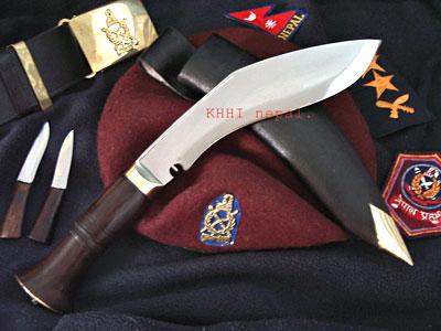 Nepal Police Issue Khukuri (Prahari)