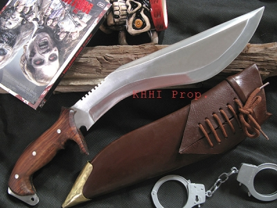 The Scourge Kukri (Zombie Apocalypse Knife)
