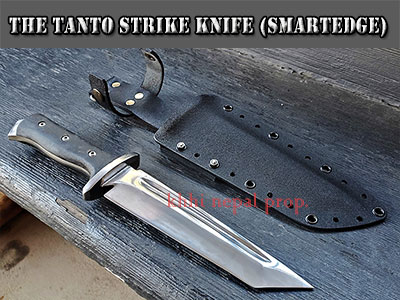TANTO Strike Knife (smartedge)