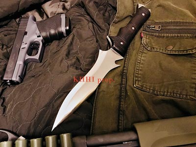 Tactical-Survival Ultra Modern knife (Viper)