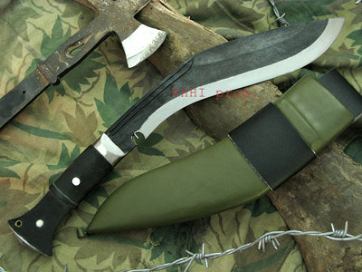 The WoodCutter Khukuri (Heavy-Log)