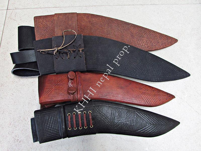 Rare Treated Leather Sheath